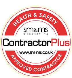 griffin installations contractor plus logo